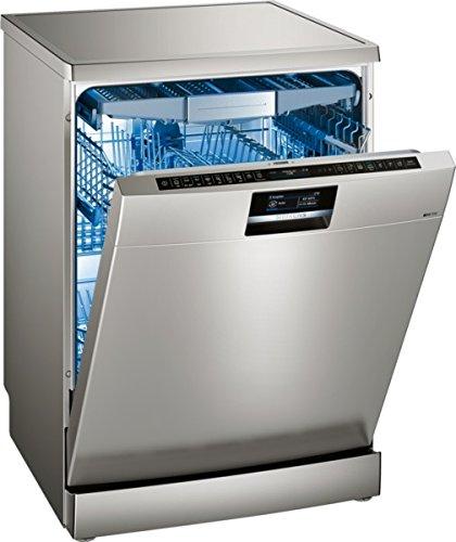 Siemens SN278I36TE 13Lave-vaisselle autonome 13 cycles écran tactile Argent Noir 60 cm efficacité énergétique A+++