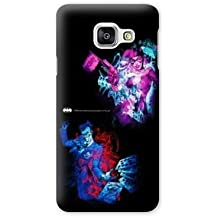 Carcasa Case Schale Samsung Galaxy A5 (2016) - A510 WB License Batman 2 - - joker queen N