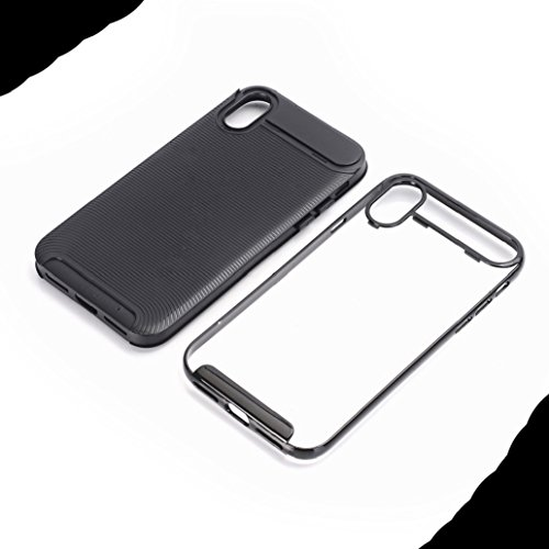 iphone6S Plus Lines Case, Very Light Slim Elegent Wires Style, WEIFA 2017 Newest Super Cool Anti-Drop Protection Armor CellPhone Cover Case For iphone 6 Plus White !Black