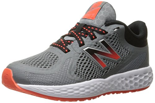 New Balance Unisex-Kinder Kj720goy M Sneakers Grey/Orange
