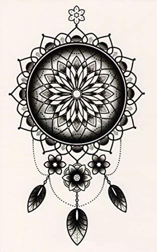 Tatouage temporaire - Mandala