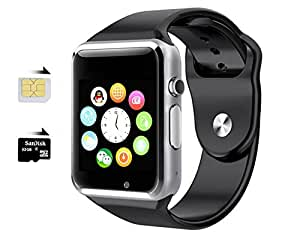 AP01 Smartwatch with 32GB Memory Card Slot and SIM