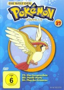 Die Welt der Pokémon - Staffel 1-3, Vol. 27