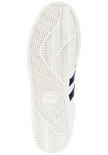 Adidas Superstar Vulc ADV White/White/Collegiate Navy White/White/Collegiate Navy
