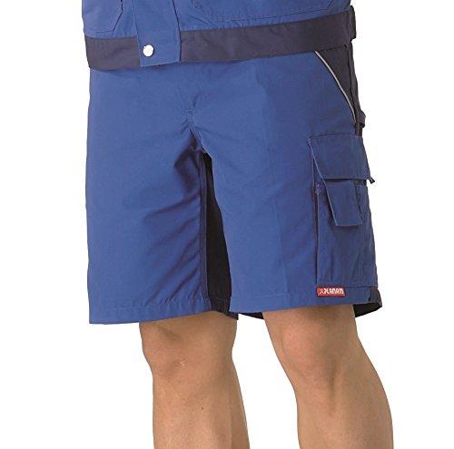 2541 Planam Short Plaline kornblau/marine (XL, kornblau/marine)