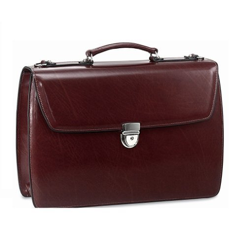 jack-georges-elements-burgundy-double-gusset-flap-jg-bu4402-by-jack-georges