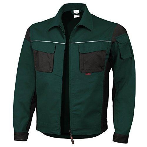 Qualitex PRO MG 245 Bundjacke, 61939TC, grün/schwarz, Größe S