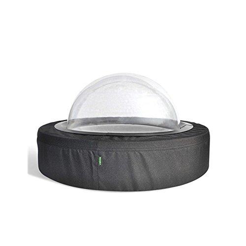 Velda 123503 Plexiglas-Kuppel zum Beobachten von Teichfischen, Ø 35 cm, Floating Fish Dome M