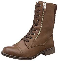 Call It Spring Womens Quasano Cognac Boots - 7 UK/India (40 EU) (9US)