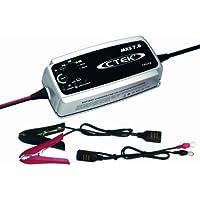 CTEK MXS 7.0 Multi-Funktions Ladegerät Mit 8-Stufentechnologie, 12V 7 Amp