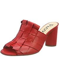 Paco Gil P3236 amazon-shoes rosso Primavera