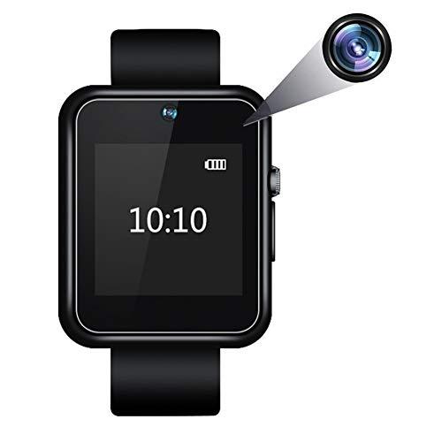 ♚Seven Smart Armband Versteckte Kameras 1080P Sportuhr Mini Video Spion Kamera Mit Track Steps, Überwachung Recorder Camcorder Geeignet Für Smartphones Wireless-spion-kamera-uhr