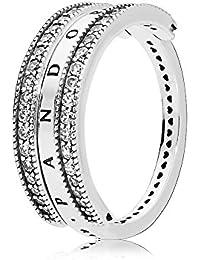 Pandora Women's Ring 925Silver 197404CZ