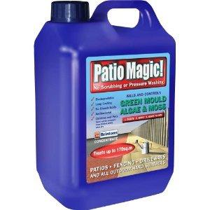 brintons-patio-magic-lot-de-2-bidons-de-5-l-de-nettoyant-concentre-contre-les-moisissures-les-algues