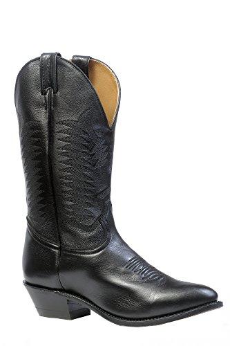 Soul Rebel ,  Herren Stiefel, schwarz - schwarz - Größe: 47 (Western Boulet Männer Boots)