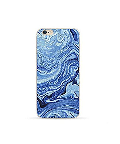 Pacyer® TPU coque housse etui case cover apple iPhone 5 / 5S - marble effect 14