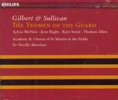 Sullivan&Gilbert-the Yeomen of the Guard-Marriner-Asmf-
