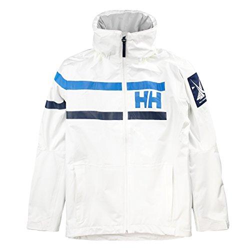 Helly Hansen-casual-jacke (Helly Hansen Jacke Sailing Jacket, Größe:M, Farbe:white)