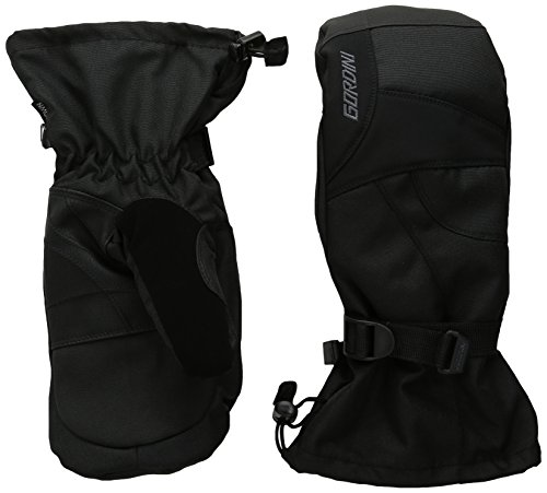 Aquabloc-handschuh (Gordini Herren Handschuhe Aquabloc Gauntlet II Mitt, Black, XL, 4M2137)