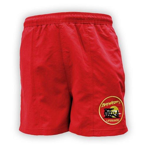 lifeguardgear-short-de-bain-officiel-alerte-a-malibur-rouge-rouge-x-large