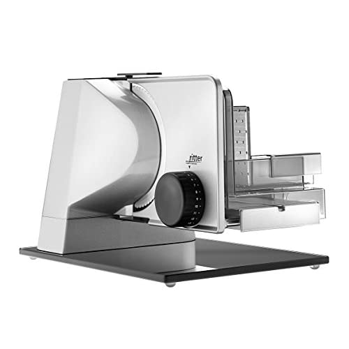 41 uTIvKqeL. SS500  - ritter sono 5 Electric Food Slicer with eco Motor, Made in Germany, Full Metal, 65 W
