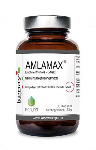 AMLAMAX | (amla) | Emblica officinalis | Extrakt 500mg |KENAY EUROPE