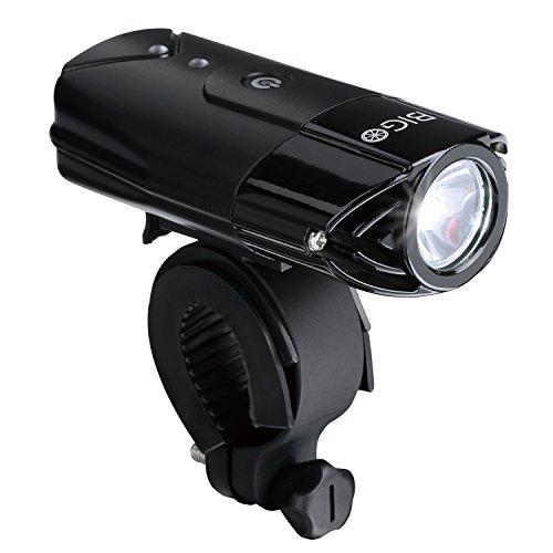 Eclairage Avant, BIGO LED Phare Lampe pour Vélo Puissante USB Rechargeable, 900 Lumens Lumière, Multi Modes d'éclairage, Antichoc Impermeable IP65, 295ft distance pour VTC VTT