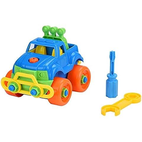 Fortan juguetes desmontaje del carro Diseño educativos para niños
