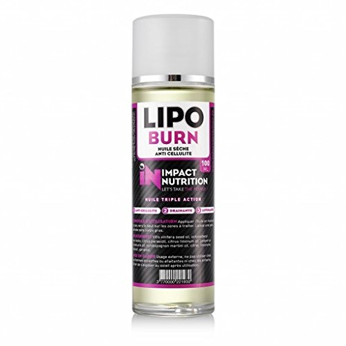 LIPO BURN Feuerkorb Anti-Cellulite IMPACT NUTRITION