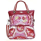 PiP Studio M Shoulder Bag Cherry