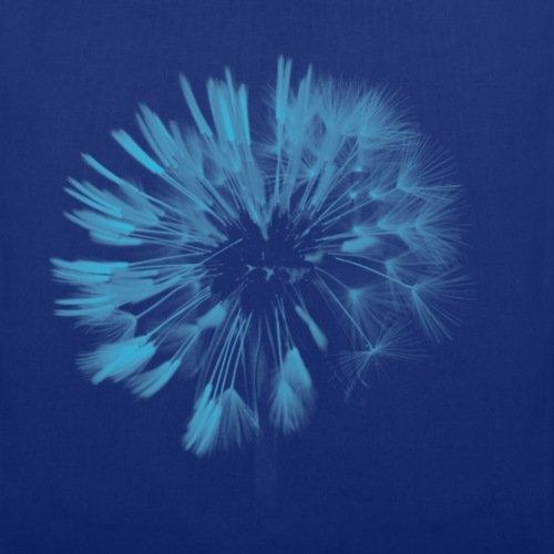 Spreadshirt Dandelion Dandelion Fabric Fabric Royal Blu