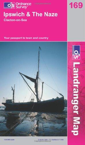 ipswich-and-the-naze-clacton-on-sea-landranger-maps-os-landranger-map