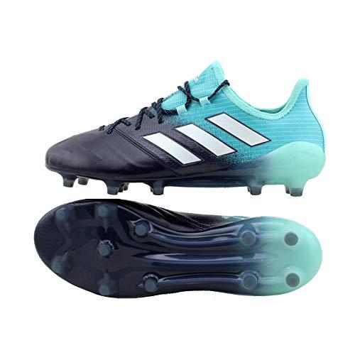 adidas Ace 17. Leder FG turbocharge Pack BB4322 39 40 41 42 43 44 45 46 47 grün Schwarz Blau UK 11,5 // 46 2/3 -