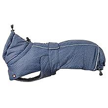 Trixie Prime Winter Dog Coat, 55 cm, Blue