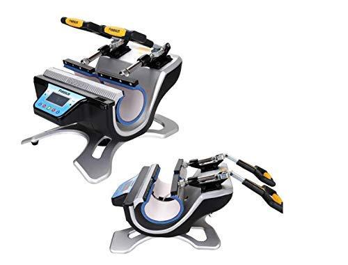 Ridgeyard Automatische Doppel Station Becher Transferpresse Maschine DIY Sublimation 2 Tassen in einem LCD Zeitsteuerung für Tasse Drucken - 4