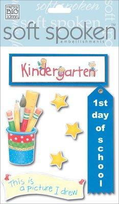 Unbekannt Me My Big &Ideas Kindergarten, Soft gesprochenen Mottoparty Verzierungen