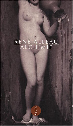 Alchimie par René Alleau