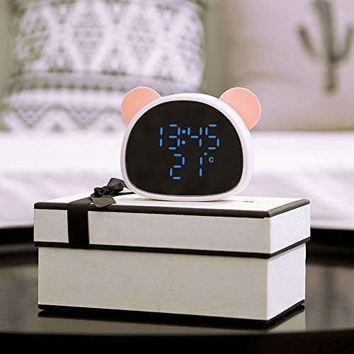 PLEASUR Despertador Digital Infantil