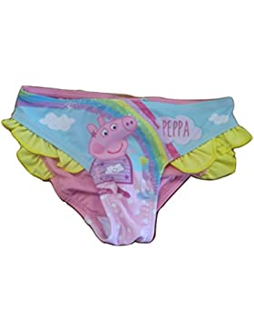 Peppa Pig costume da bagno slip con volant