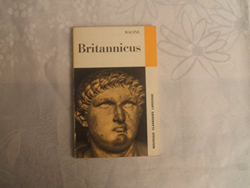 britannicus racine par RACINE