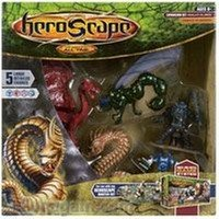 Heroscape Expansion Set Aquilla's Alliance - Heroes of the Quagmire