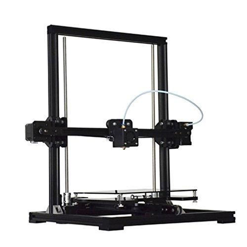 X3 Tronxy Imprimante 3D de Haute Précision Machine d'Impression Stable Prise EU Nouveau Système avec Ecran LCD