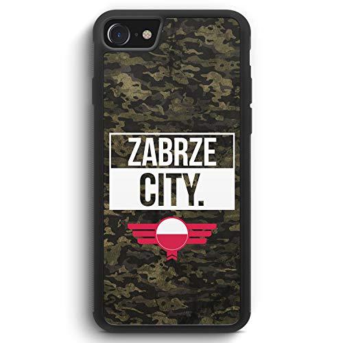 Zabrze City Camouflage Polen - Silikon Hülle für iPhone gebraucht kaufen  Wird an jeden Ort in Deutschland
