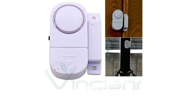 Bosch Kühlschrank Alarm Deaktivieren : Alarm sensor anti einbruch türen fenster fenster amazon