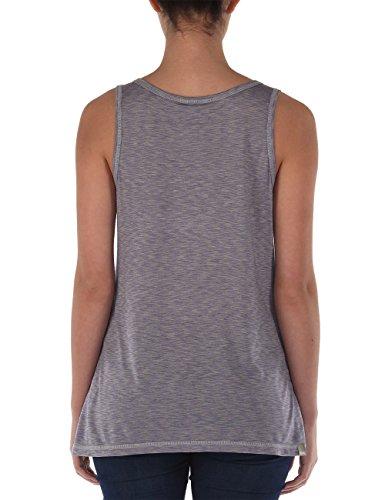 Bench Top Citified - T-shirt de Maternité - Femme Violet (Parachute Purple)