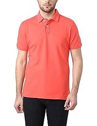 Peter England Red T Shirt