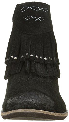 Kaporal Westy, Bottes Indiennes Femme Noir