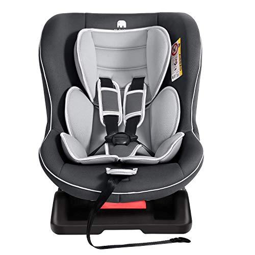 Meinkind Siège Auto pour Enfant Confortable Réglable Groupe 0 +/1 (0-18 kg), Protection Contre Les Impacts...