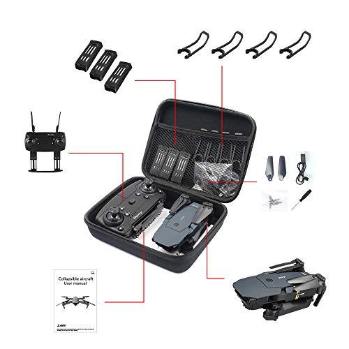 E58 / JY018 / JY019 / GW58 / X6 / E010 / E010S / E013 / E50 Bras Pliable RC FPV Drone Handbag Sac de Transport étui