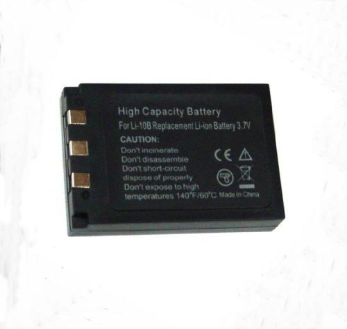 NFE² Edition Lithium-Ionen Akku - 1100mAh - für Olympus mju 300 Digital, 400 und 410 Digital